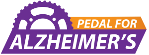 Pedal for Alzheimer's