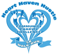 Heart Haven Hustle 5k Community Charity Challenge and 1 Mile Walk