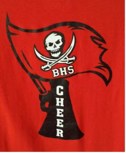 BHS JV Cheer