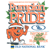 Good Samaritan Foundation's Pumpkin P.R.I.D.E. Obstacle Course Run/Walk, presented by Old National Bank