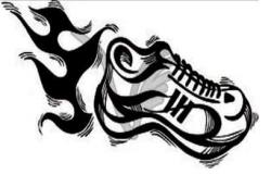 Lone Star Pacesetters Hot Summer Shoe in Run 5K/10K