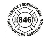 Temple Professional Firefighters Association