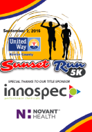 Rowan County United Way Sunset Run 5K