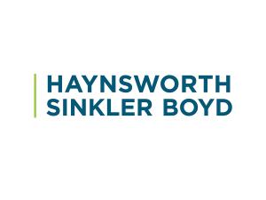 Haynsworth Sinkler Boyd