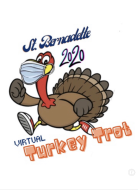 St. Bernadette 2020 Virtual Turkey Trot