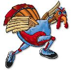 Moorestown Turkey Trot Logo
