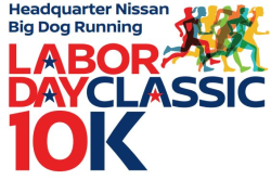 Headquarter Nissan & Big Dog Fleetfeet Labor Day Classic 10K