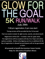 Glow For The Goal 5K