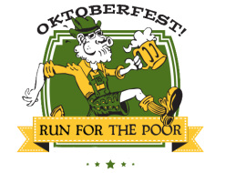 Church of the Blessed Sacrament's Oktoberfest Run for the Poor 5K and 1 Mile Fun Run