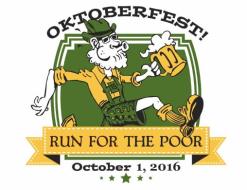 Oktoberfest Run for the Poor 5K