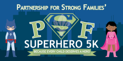 Superhero 5K Family Fun Run/Walk