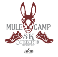Mule Camp 5K Presented by the Gainesville Jaycees