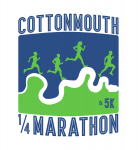 Cottonmouth Quarter Marathon and 5K