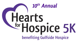 10th Annual Hearts for Hospice 5K