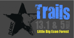 FL.ROC Trails: 13.1 or 5 Mile @ Little Big Econ