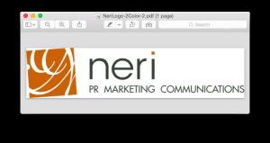 Neri PR Marketing Communications