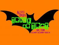 Alaina Dixon Trick or Trot 5K & 10K