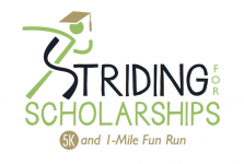 Striding for Scholarships 5K & 1 Mile Fun Run