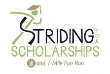 Striding for Scholarships 5K & 1 Mile Fun Run