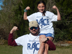 1.25.20 THE GREAT AMAZING RACE Charleston adventure run/walk for adults & kids