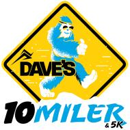 DAVE'S 10-MILER & YETI 5K