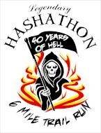 HASHATHON 6-Mile Treacherous Trail Run