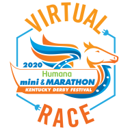 Humana Kentucky Derby Festival  Virtual miniMarathon and Marathon