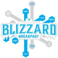 Blizzard Breakfast Run