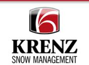 Krenz Snow Management