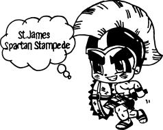 2016 St. James Spartan Stampede