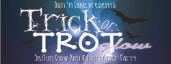 Trick or Trot Glow 5k (Timed Run) & Foam Party featuring Zombie Rush!