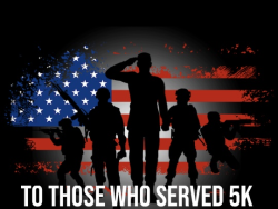 To Those Who Served 5K