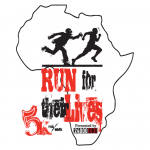 Run For Their Lives 5k Run / Walk presented by 24000.ORG and sponsored by Dan Cummins Chevrolet Buick