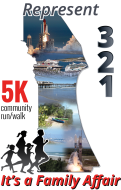 Represent (321) 5K Community Run/Walk