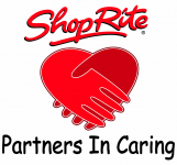 ShopRite's Partners In Caring 5k Race to Stamp Out Hunger Logo