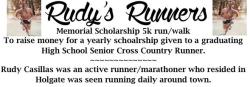 Rudy's Runners 5K Run or Walk