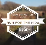 Grace In Motion's 5th Annual Run for the Kids 2016