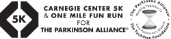18th Carnegie Center 5K and One Mile Fun Run for The Parkinson Alliance