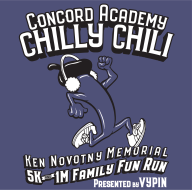 Ken Novotny Memorial Chilly Chili 5K