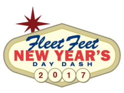 The Fleet Feet New Year's Day Dash - 2017