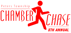 8th Annual Peters Township Chamber Chase 5K Run/Walk