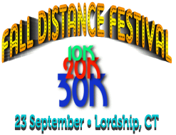 Fall Distance Festival
