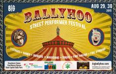 Big Ballyhoo Salem 5k Run/Walk and Festival