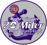 19th Annual Martha's Vineyard 20 Miler & Amity Island Relay