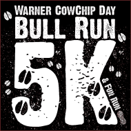 Warner Cowchip Day Bull Run 5k & Fun Run
