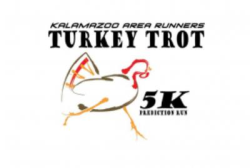 Kalamazoo Area Runners Turkey Trot Time Prediction 5K Run