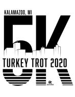 "Kalamazoo Area Runners Turkey Trot ""Leftovers"" VIRTUAL 5K Run"