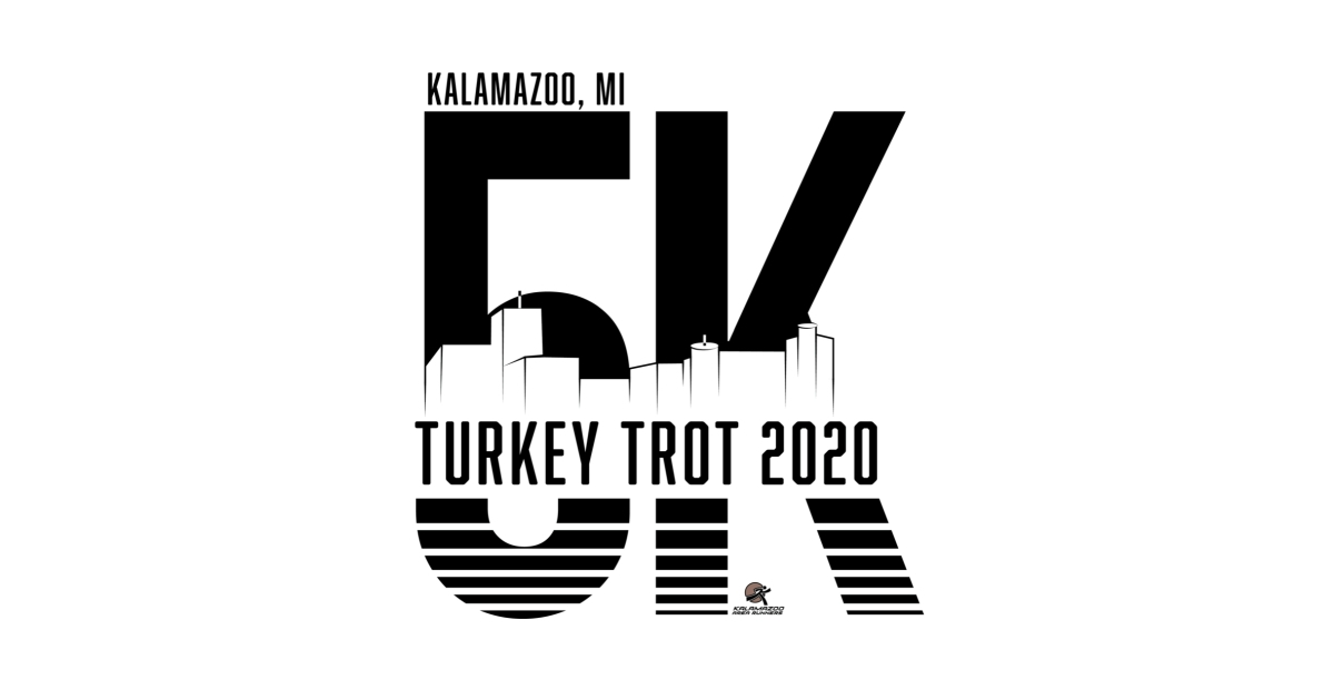 kalamazoo area runners turkey trot leftovers time prediction 5k run results 5k run