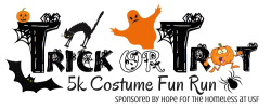 Trick or Trot 5K Costume Fun Run