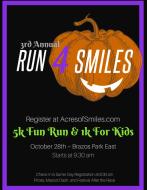 Third Annual Halloween Fun Run